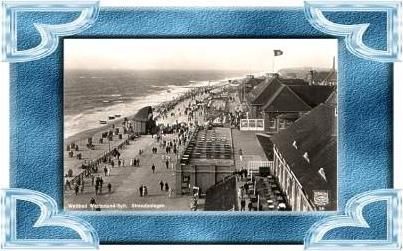 W.-Sylt v.1936 Strandanlagen (9531)