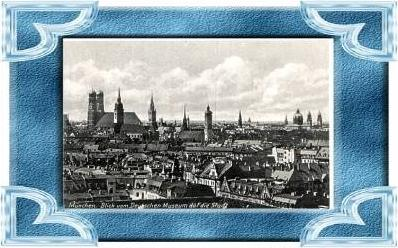 München v.1936 Blick vom Deutschen (9536)