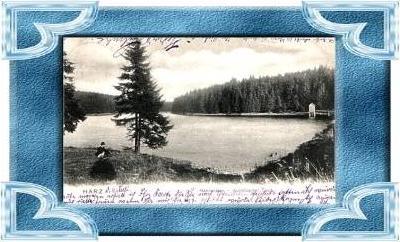 Hahnenklee v.1903 Kuttelbacher Teich (9541)