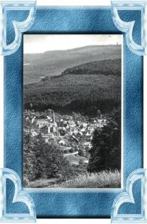 Schmitten v.1935 Dorfansicht (9542)