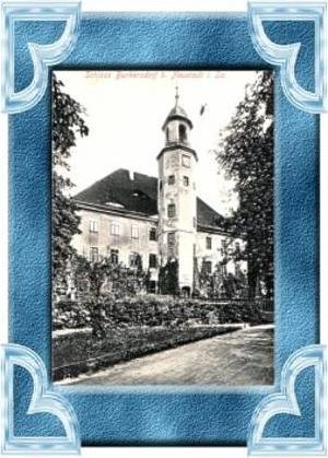 Neustadt v.1915 Schloß Burkersdorf (9544)