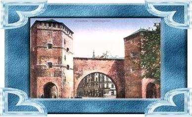 München v.1920 Sendlingertor (9546)
