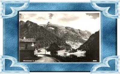 Brennersee v.1933 Hütte & Berg (10171)