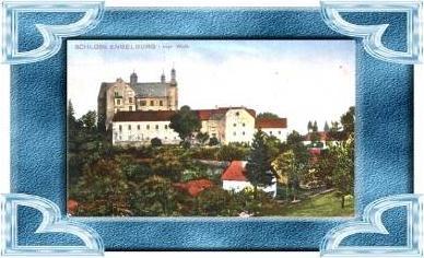 Engelburg v.1920 Schloß & Dorf (10990)