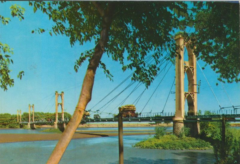 Deir-Ezzor v. 1974  The Suspend Bridge  (55073)