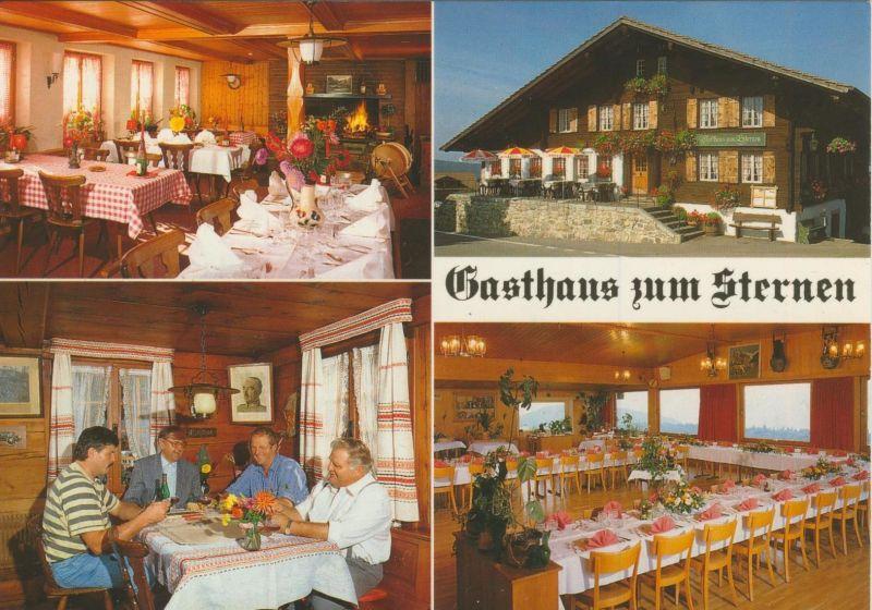 Aeschi bei Spiez v. 1969  Gasthaus zum Sternen,Fam. Hari Zimmermann (56002)
