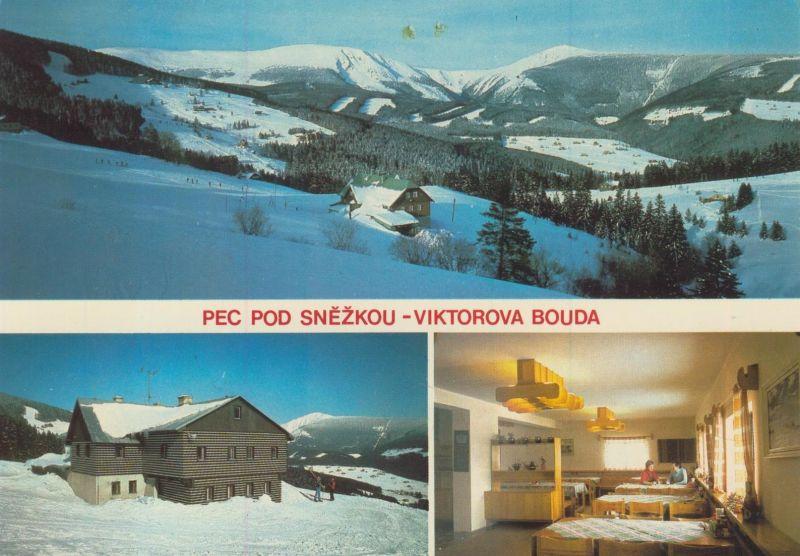 Pec Pod Snezkou v. 1976  Viktorova Bouda  (56040)