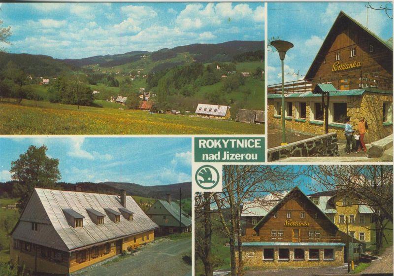 Rokytnice nad Jizerou v. 1976  Hotel Svetlanka  (56041)