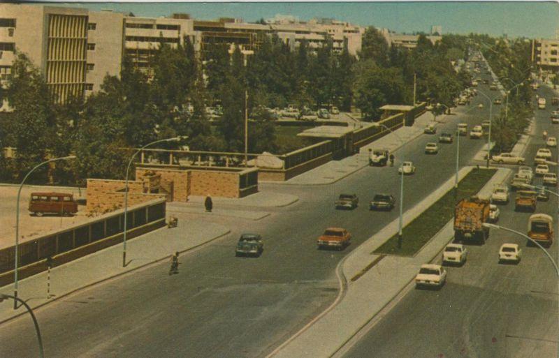 Riyadh v. 1986  Teil-Stadt-Ansicht (56042)