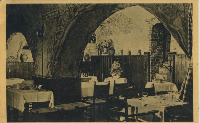 Hertogenbosch v. 1956 Gothische Raadskelder  (52331)