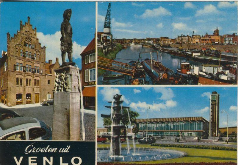 Venlo v. 1976  3 Ansichten (56480)