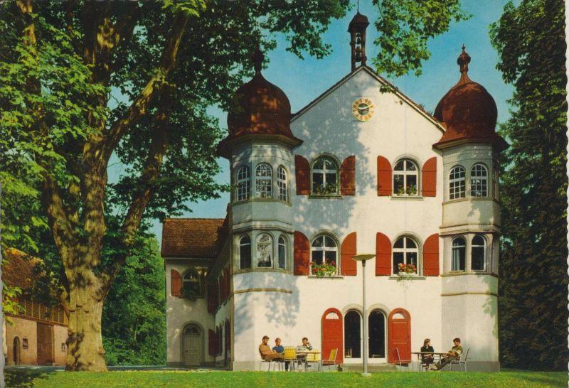 Schaffhausen v. 1972  Jugendherberge Belair  (56363)