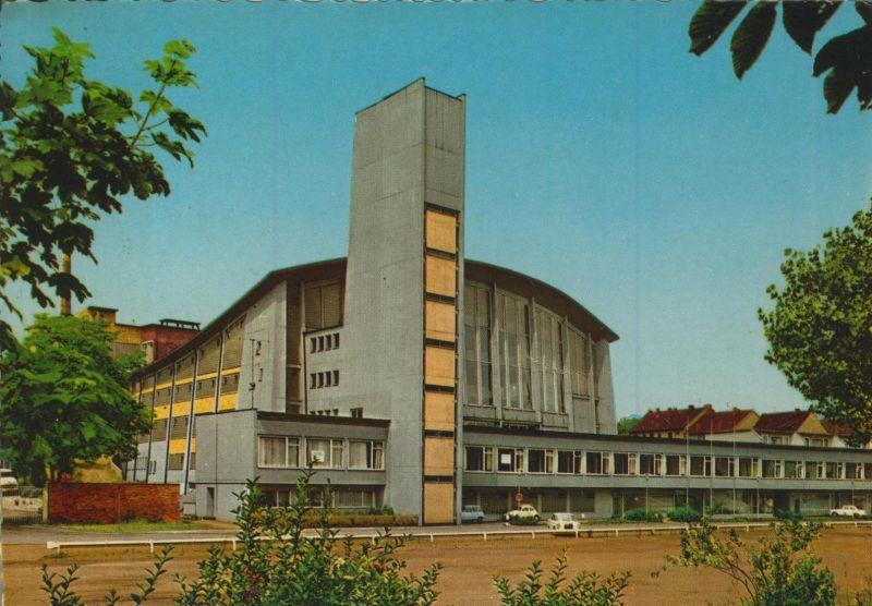 Neunkirchen / Saar v. 1967  Stadtbad (56105)