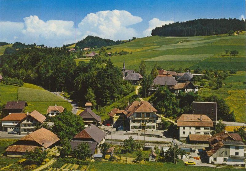 Ruegsbach i. E. v. 1972  Dorfansicht  (56147)