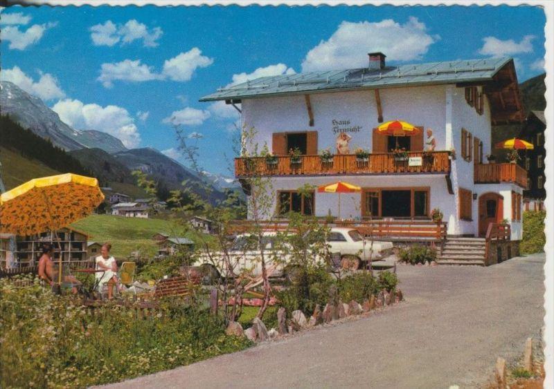 Lech am Arlberg v. 1976  Haus Fernsicht,Bes. Reinhold Jochum (45439)