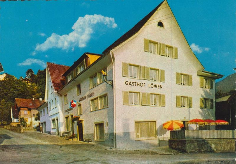 Dornbirn v. 1968  Gasthaus Löwen  (54375)