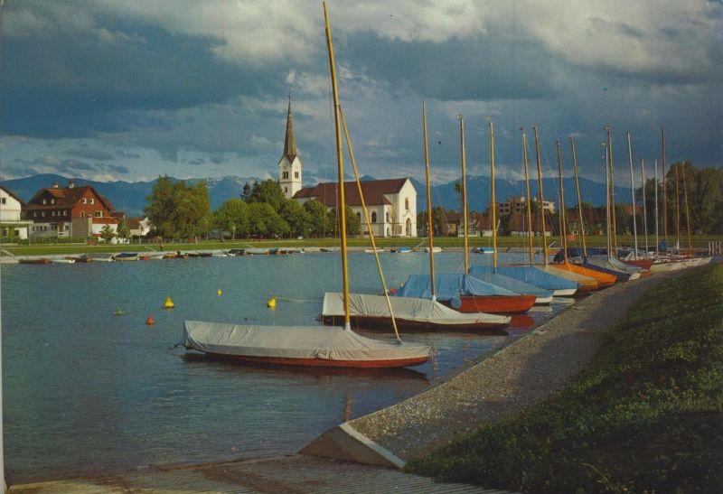 Siegen v. 1970  Hard am Bodensee v. 1969  Seglerhafen  (54544)