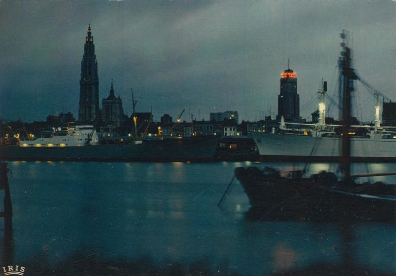 Antwerpen v. 1967  De Reede  (55118)