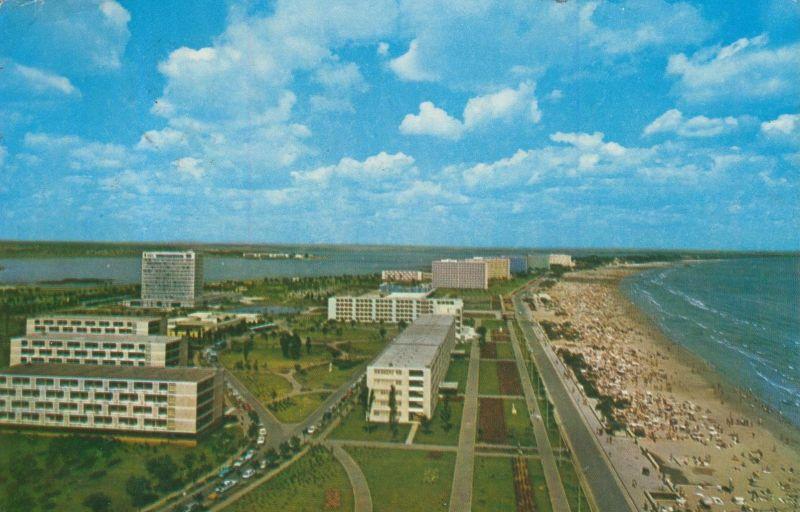 Mamaia v. 1967  Hozels am Strand  (55121)