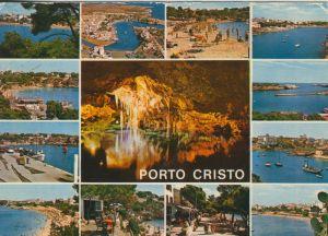 Porto Cristo v. 1973  13 Ansichten  (55135)