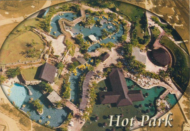 Rio Quente -Go v. 1984  Hot Park  (55139)