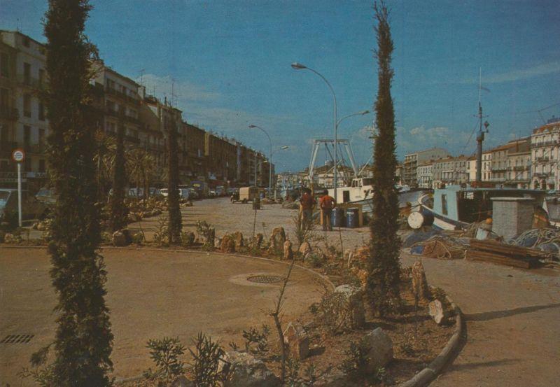 Sete v. 1976  Der Hafen   (55158)
