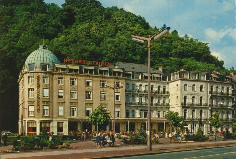 Liege v. 1976  Les Heures Claires Hotel (55175)
