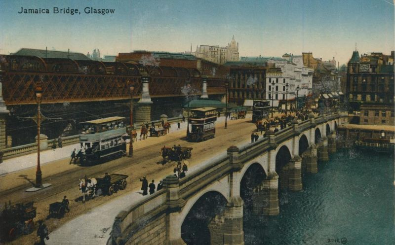 Glasgow v. 1914  Jamaica Bridge  (56647)