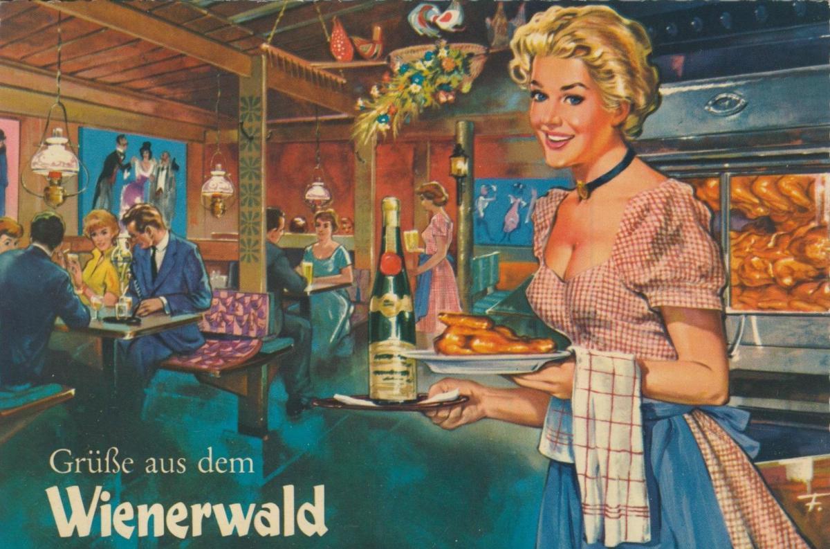 Grüße aus dem Wienerwald v. 1972  (56850) 0