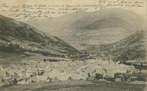 Valle de Aran v. 1902 Dorfansicht (56931)