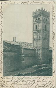 Mollo v. 1902  Torre Romanica  (56932)