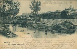 Madrid v. 1902  Vista Desde San Isidro  (56933)