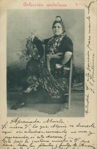 Malaga v. 1903  Coseccion andaluza   (56961)