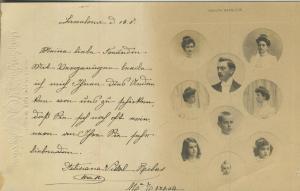 Barcelona v. 1902  Königsfamilie   (56964)