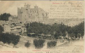 Narbonne v. 1902  Vue generale  (57108)