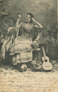 Barcelona v. 1902  Una Malaguena  (57158)