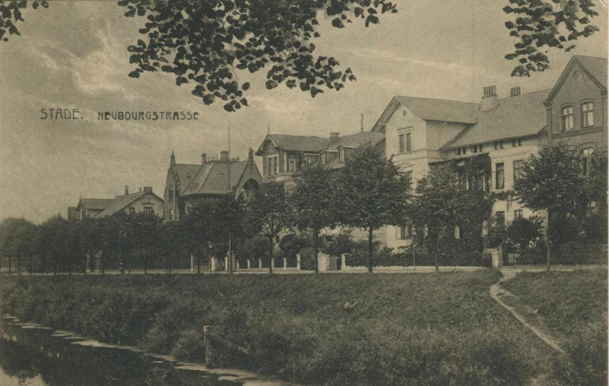 Stade v. 1923  Neubourgstrasse  (57225) 0