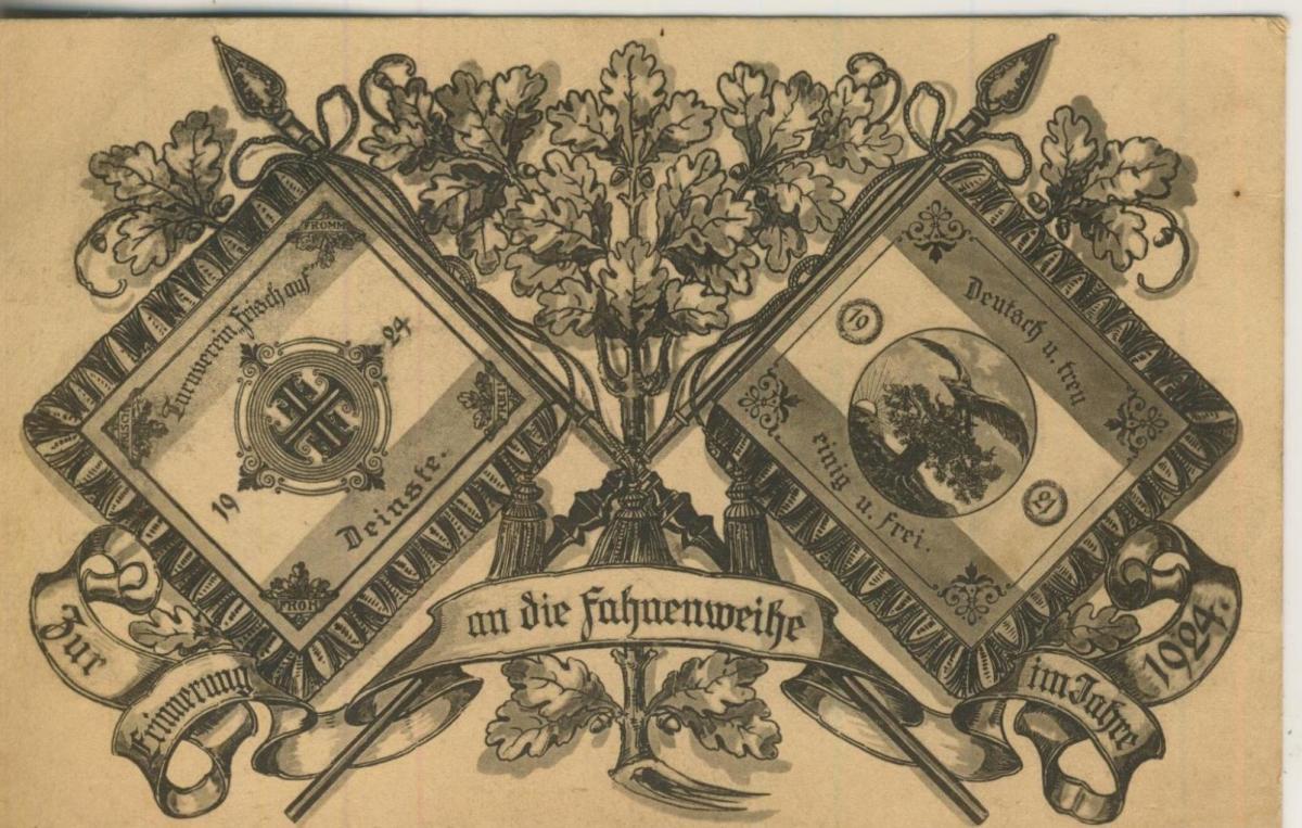 Deinste v. 1924  Turnverein