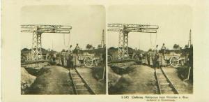 Commissey v. 1916 Baumaterieal abladen (22899-2)