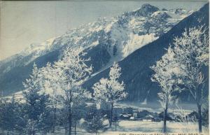 Chamonix v. 1910  Dorfansicht  (57408)