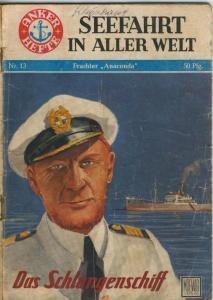 Anker Hefte -- Seefahrt in aller Welt - Frachter Anaconda  (51132)
