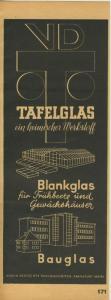 Zeitungs-Werbung v.1941  Tafelglashütten-Frankfurt a. Main, Arno Schrapel-Berlin  (51165)