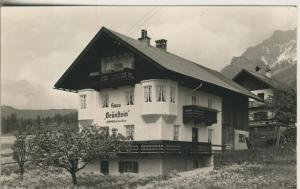 Biberwier / Tirol v. 1960  Haus Grünstein  (51642)
