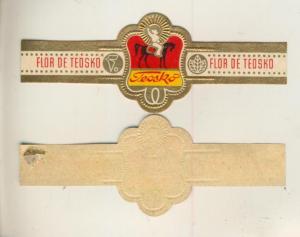 Flor de Teosko - Zigarrenbauchbinde - Teosko  (51723)