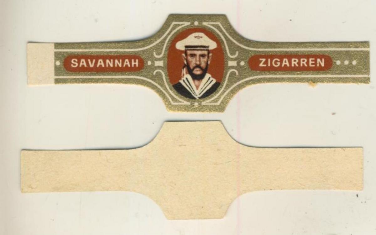 Savannah - Zigarrenbauchbinde  (51738) 0
