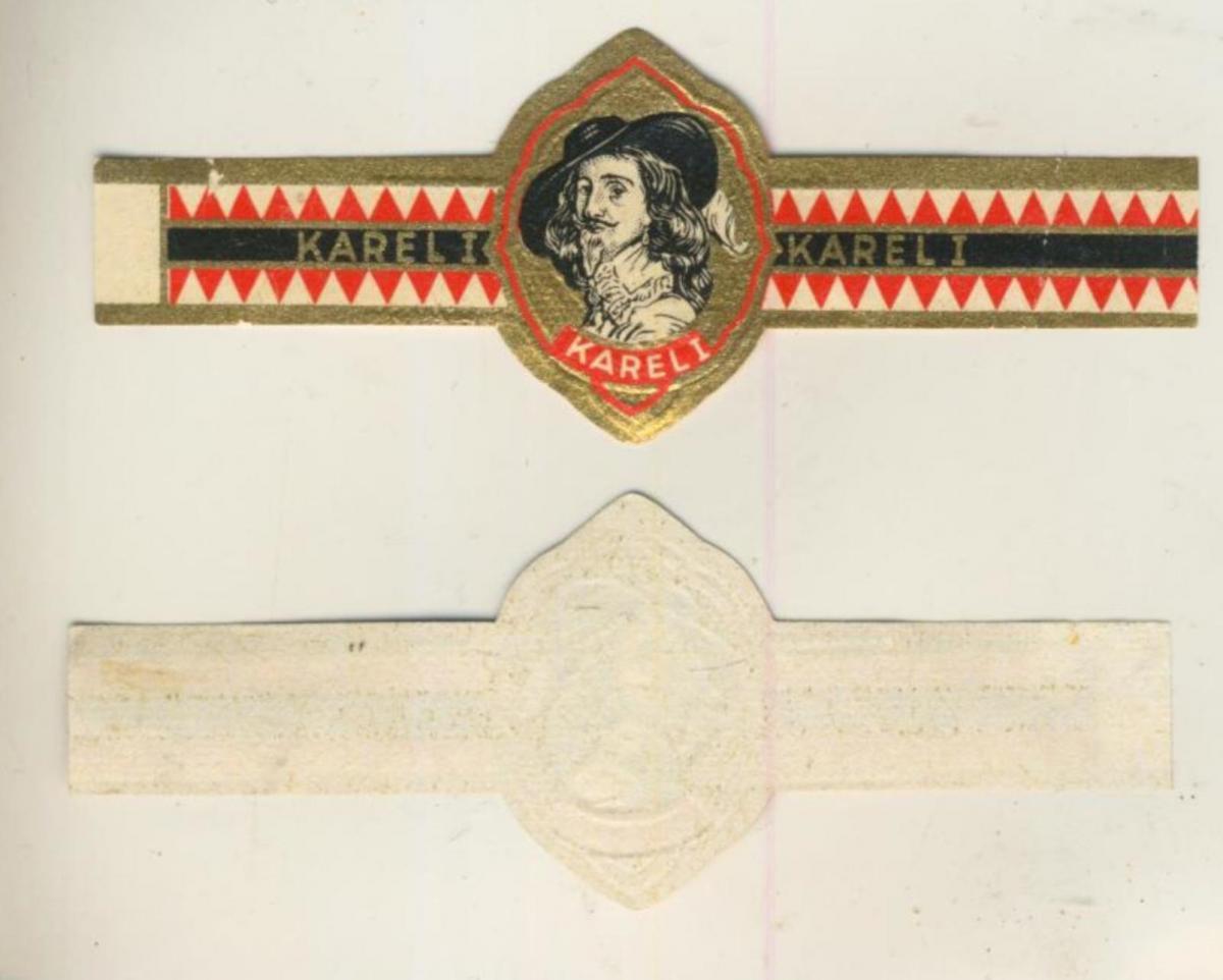 Karel 1 - Zigarrenbauchbinde  (51743) 0