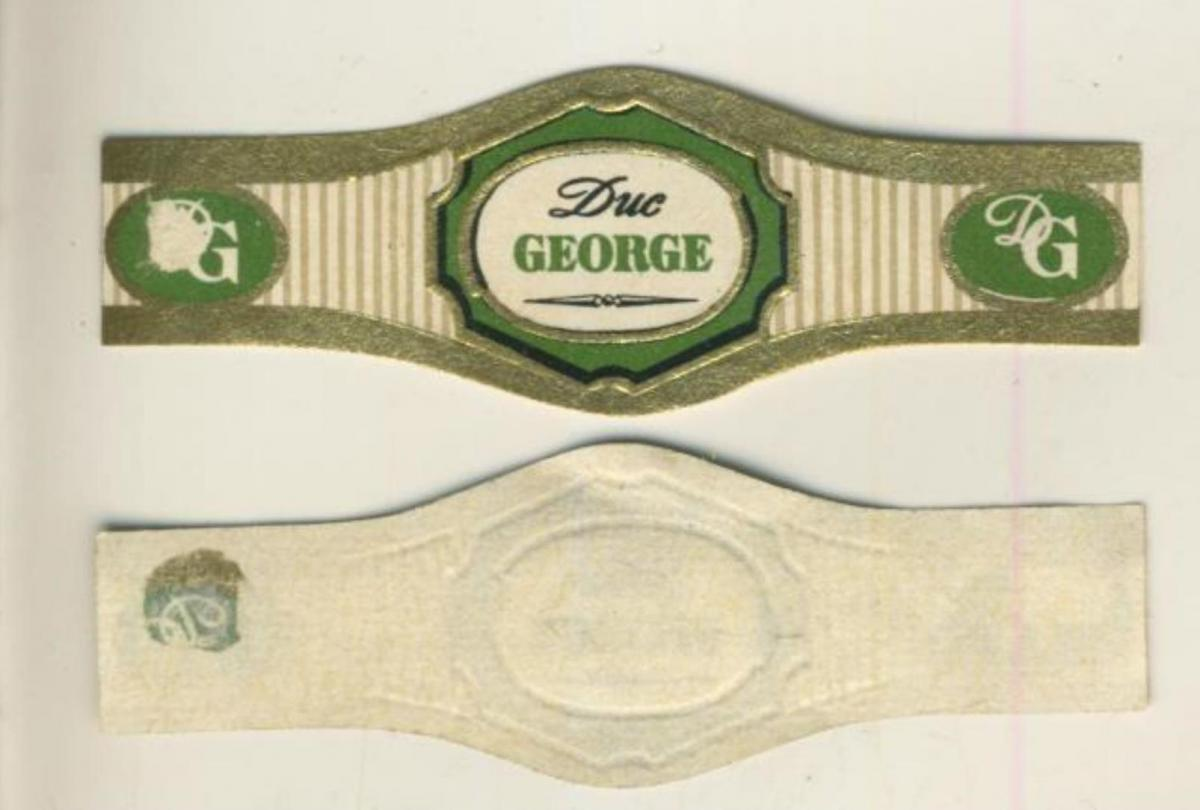 Gue George - Zigarrenbauchbinde  (51744) 0