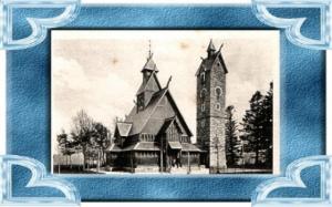 Brückenberg v.1924 Kirche Wang (12849)