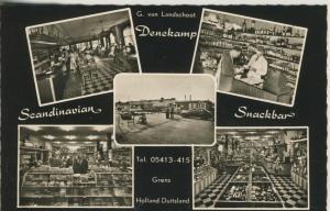 Denekamp / Nordhorn v. 1954  Kaufhaus & Snackbar  (52229)