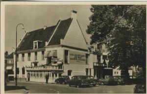 Valkenswaard v. 1958  Hotel Cafe Restaurant